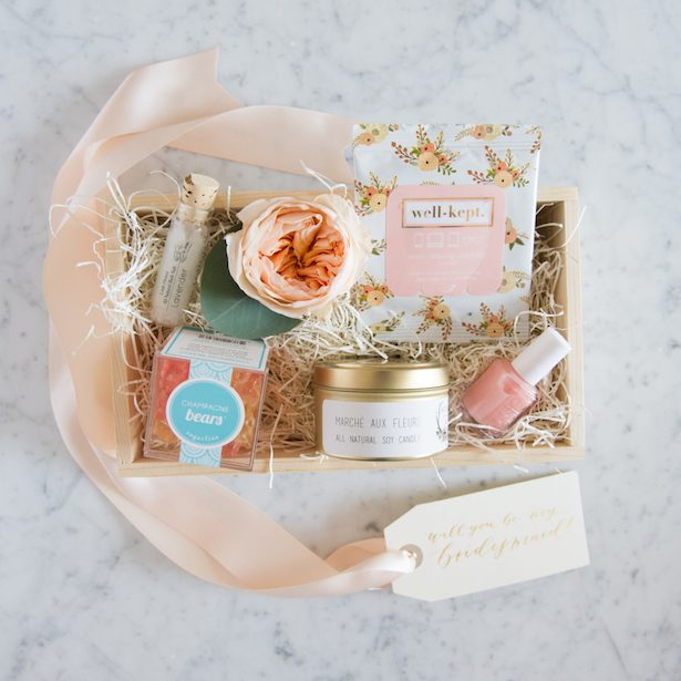 we re obsessing over these bridesmaid proposal boxes