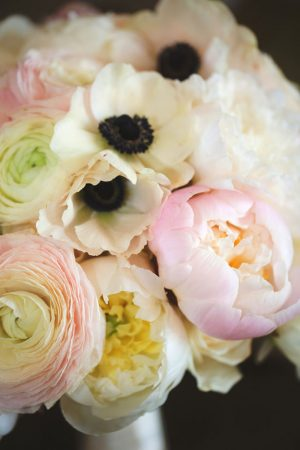 cute bridal bouquet - Mark Eric Weddings