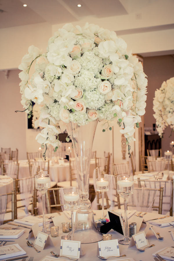 Wedding Centerpiece - Photography: Select Studios