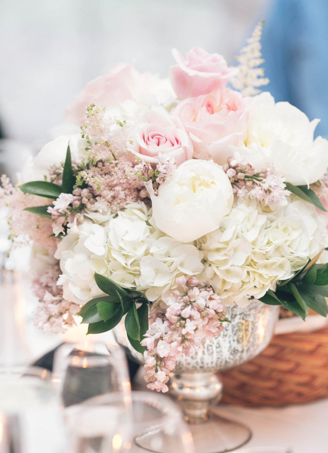 Wedding Centerpiece - Photography: April K Photography