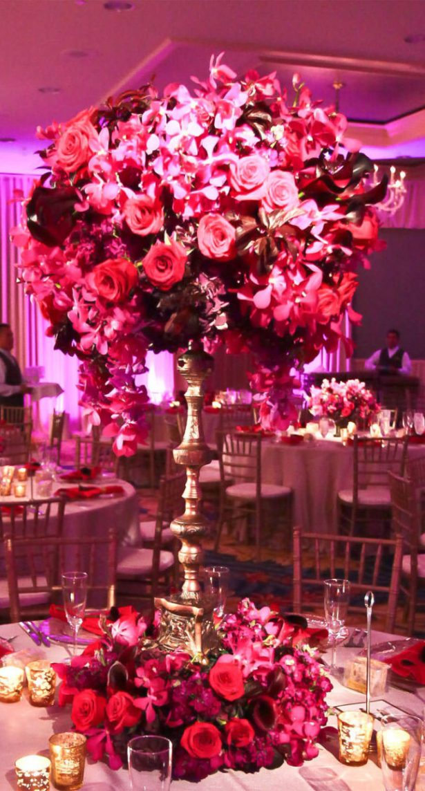 Wedding Centerpiece - Wedding Centerpiece - Photo: Harvard Studio