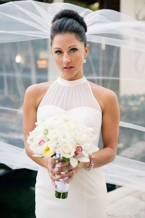 Beautiful bridal picture - Jenna Leigh Wedding Photography