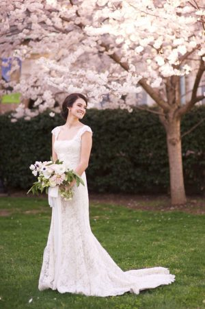 Beautiful bridal picture - Justin Wright Photography