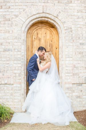 Beautiful bride and groom photo - Anna Holcombe Photography