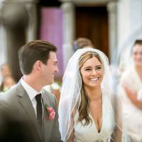 Beautiful wedding ceremony picture - David Bastianoni