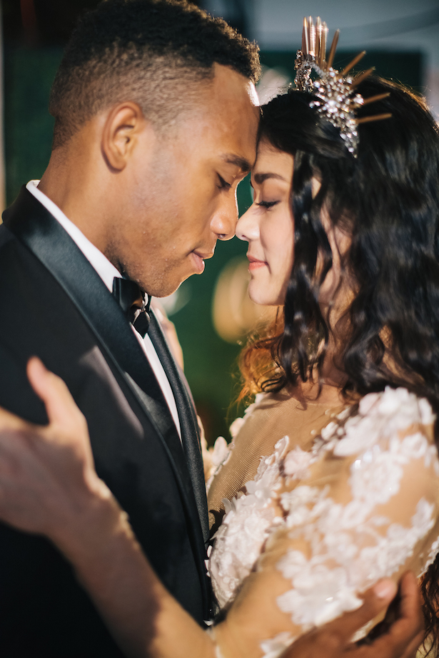 Beautiful wedding picture -Erika Layne Photography