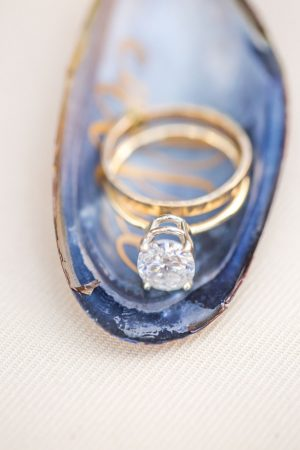 Beautiful wedding rings - Anna Holcombe Photography