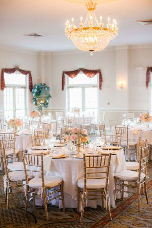 Belle voir manor wedding reception - Clane Gessel Photography