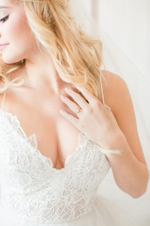 Bridal picture - Anna Holcombe Photography