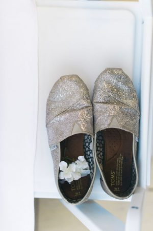 Bridal shoes - Jenna Leigh Wedding Photography