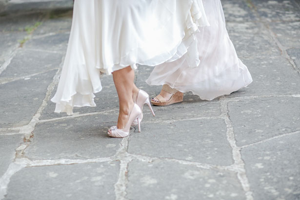 Bridal shoes - David Bastianoni