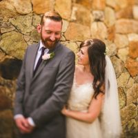 Bride and groom photo - Sam Hurd Photography