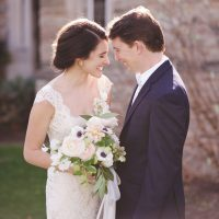 Bride and groom photo - Justin Wright Photography