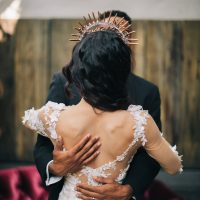 Bride and groom photo idea -Erika Layne Photography