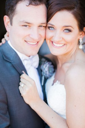 Bride and groom picture - Clane Gessel Photography