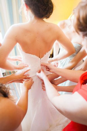 Bride getting ready photo - Clane Gessel Photography