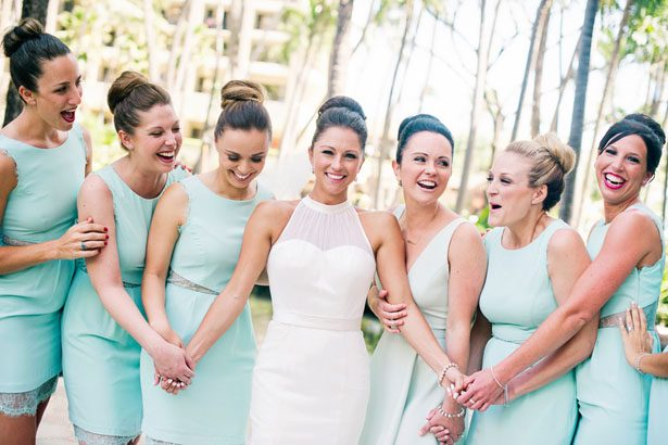 Chic Hawaii Destination Wedding