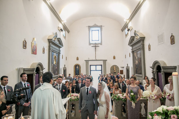 Church wedding ceremony - David Bastianoni