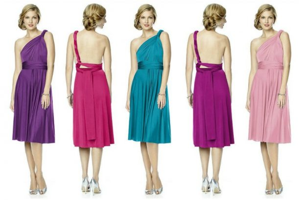 Win A Twist And Wrap Bridesmaid Dress for Your Bridal Party!