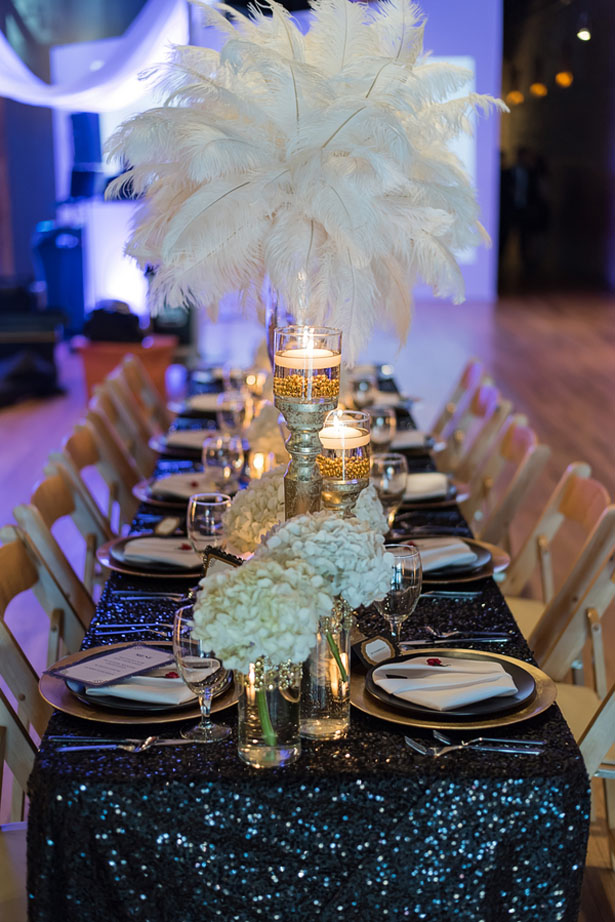 Glamorous Great Gatsby Wedding Inspiration Belle The