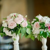 Floral wedding arrangements - David Bastianoni
