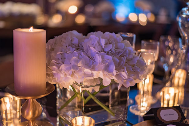 Floral wedding decor - Rita Wortham photography