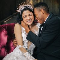 Gorgeous wedding picture -Erika Layne Photography