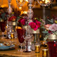 Gorgeouss wedding table-scape - Aida Malik Photography