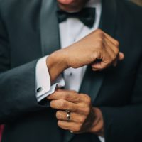 Groom picture -Erika Layne Photography