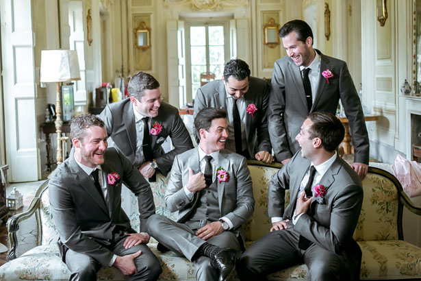 Groomsmen photo - David Bastianoni