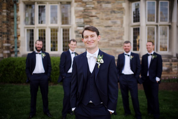 Groomsmen photo - Justin Wright Photography