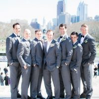 Groomsmen photo - Clane Gessel Photography