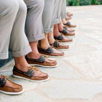 Matching groomsmen shoes - Jenna Leigh Wedding Photography