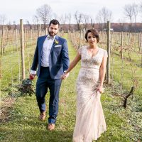 Outdoor wedding picture iseas - Aida Malik Photography