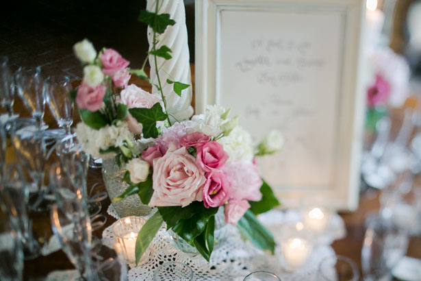 Pink and white wedding - David Bastianoni
