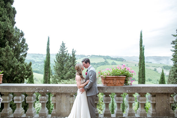 Fairytale Castle Wedding in Tuscany - David Bastianoni