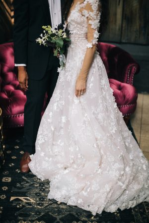 Stylish bride and groom -Erika Layne Photography