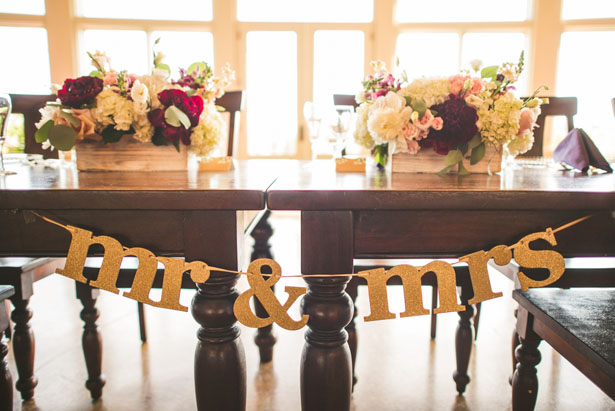Sweet heart table - Sam Hurd Photography