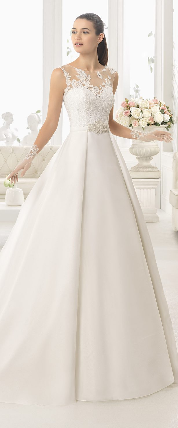 Best Wedding Dresses of 2017 - Wedding Dress by Aire Barcelona 2017 Bridal Collection 98
