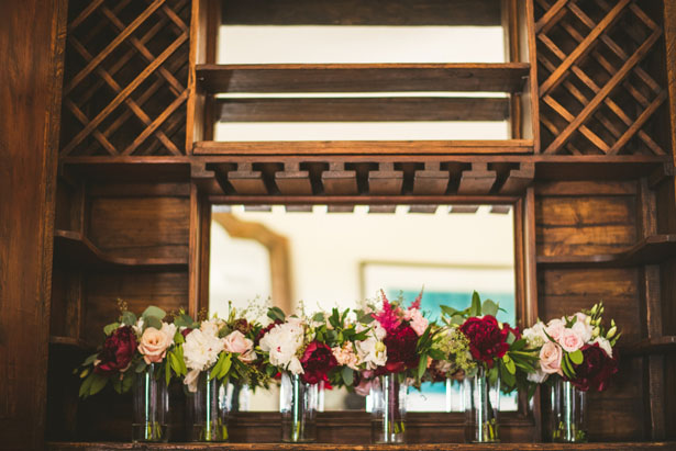 Wedding boquets - Sam Hurd Photography