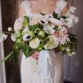 Wedding bouquet - Justin Wright Photography