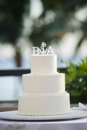 Wedding cake - Jenna Leigh Wedding Photography