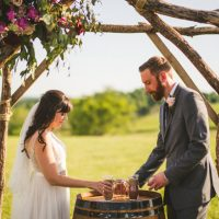 Wedding ceremony pictures - Sam Hurd Photography