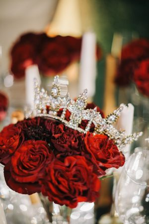 Wedding crown -Erika Layne Photography