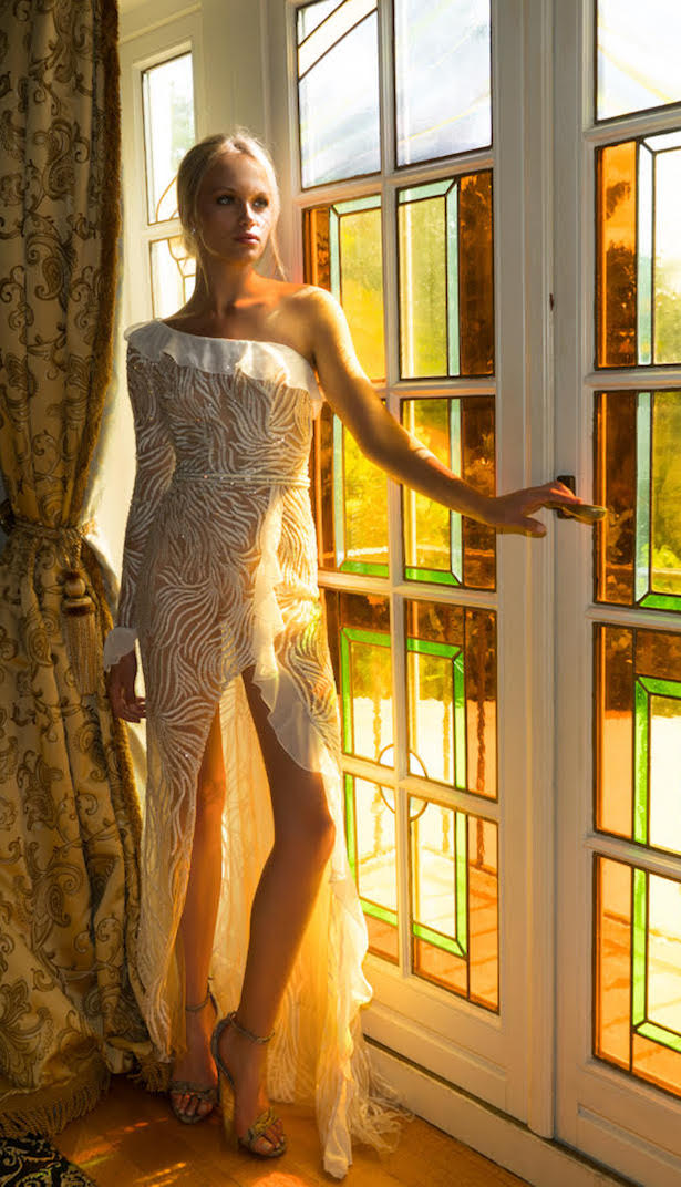 Wedding dress by Yaki Ravid Bridal 2017 Collection