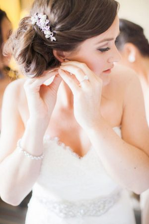Wedding hairstyle - Clane Gessel Photography