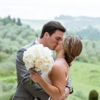 Wedding kiss - David Bastianoni