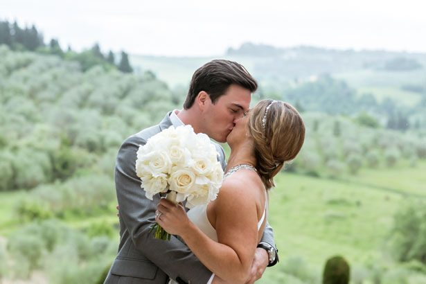 A Fairytale Castle Wedding in Tuscany