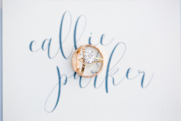 Wedding rings - Anna Holcombe Photography