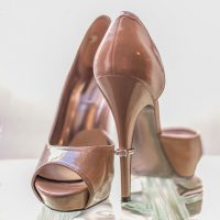 Wedding shoes - Rita Wortham photography